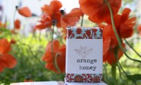 Orange-Honey Soap