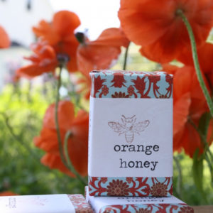 Orange Honey Soap