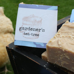 Tea Tree Loofah Soap